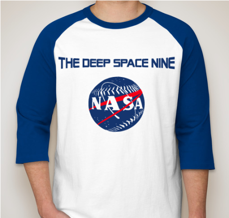 The Deep Space Nine T-shirt